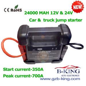 New Arrivel 12V & 24V Car Truck Jump Starter Power Pack pictures & photos