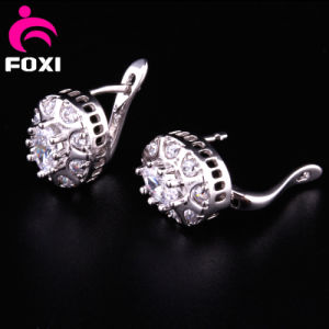 Latest Style White Gold Cuff Earrings Design pictures & photos