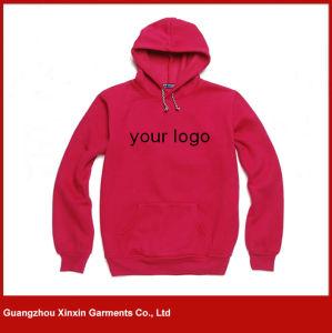 Wholesale Cheap Men Hooded Fleece Jacket (T56) pictures & photos