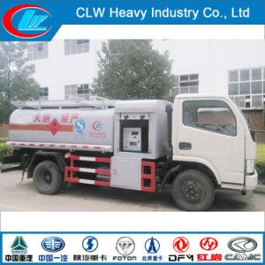 Hot Sale 5cbm Refueling Tank Truck Mini Refueling Truck pictures & photos