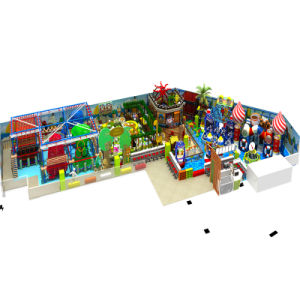 Mich Unique Design of Indoor Playground pictures & photos