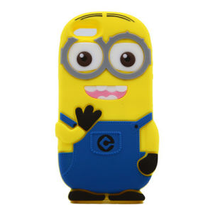 3D Silicone Cartoon Mobile Phone Cases for Samsung Galaxy S6 S7edge J5prime J7prime Phone Accessories