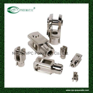 Pneumatic Cylinder Accessory (Y Type Joint) Y Fitting Y Joint pictures & photos