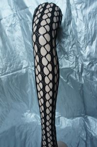 Sexy Stocking Black Tights with DOT Pattern 2006 pictures & photos