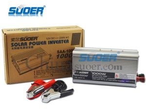 Suoer 12V 1000W Power Inverter with USB Interface (SAA-1000AF) pictures & photos