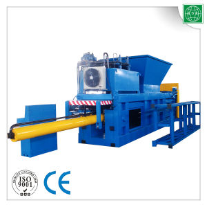 Horizontal Plastic Bottles Strapping Recycling Machine pictures & photos