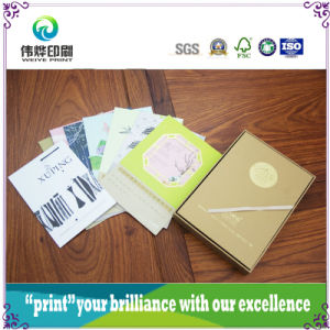Custom High Quality Gift Paper Calendar Printing pictures & photos