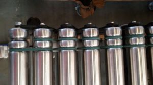 Double Groove O-Belt Conveyor Roller pictures & photos