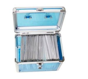 China Factory Price Black Aluminum DJ Storage Case pictures & photos