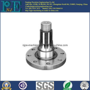 Precision High Quality Steel CNC Machine Parts pictures & photos