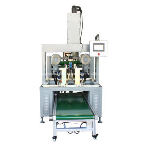 Yx-400 High Speed Automatic Box Four Corners Taping/Pasting Machine pictures & photos