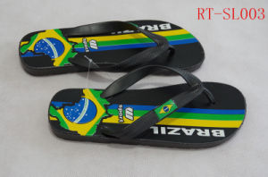 2017 High Quality China Supplier fashion Men′s Slippers (RT-SL003) pictures & photos