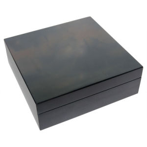 Dark Green Matte Storage Wooden Box pictures & photos