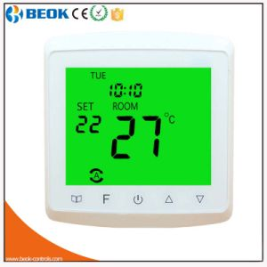 16A Adjustable Temperature Controller Floor Heating Thermostat pictures & photos