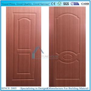 Cheap Molded Door Skin Plywood/Door Panel/Puertas pictures & photos