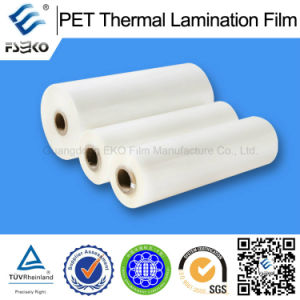 Wholesale Pet Plastic Film for High-End Printings pictures & photos