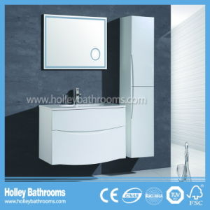 Australia Style Popular Modern Bathroom Storage with Two Mirrors and Basins (BC117V) pictures & photos