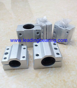 Aluminum Linear Bearing Block Scj16uu Linear Slide Bearing Scj25uu pictures & photos