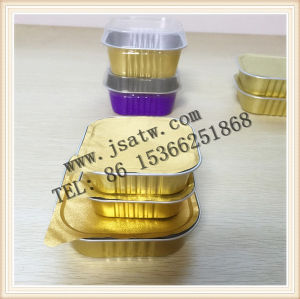 Retortable Aluminium Foil Container pictures & photos