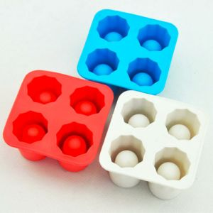 Small Size Hot New DIY Cooler Ice Cube Tray Silicone