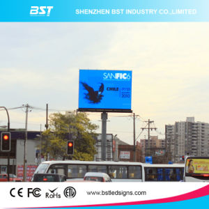 Hot Sell P5&P6mm SMD Full Color Outdoor Waterproof LED Display Screen for Commercial Advertising pictures & photos