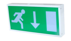 Single Sided Exit Emergency Lamp (LED308SM) pictures & photos