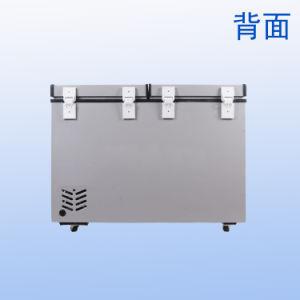 Purswave 118L DC Freezer Portable Refrigerator Solar Fridge DC12V24V48V Battery Freezer -18degree pictures & photos