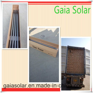 Energy Solar Heater Vacuum Collector Panel System pictures & photos