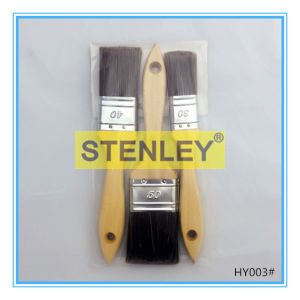 Wooden Handle Brush Set Brush Paint Brush pictures & photos