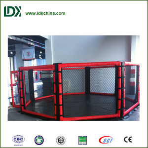 High Grade Steel Pipe Cage for Mixed Martial Arts (MMA Cage) pictures & photos