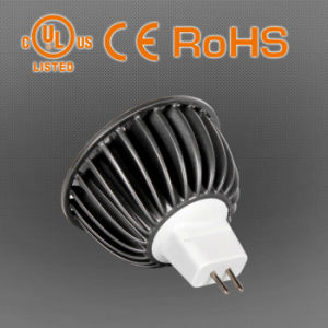 8W/6W COB Chip LED Spotlight MR16/GU10 for Art Gallery pictures & photos