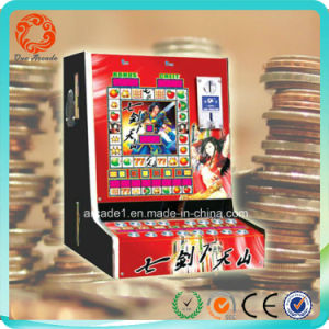 Casino Iron Box Slot Gambling Video Game Machine pictures & photos