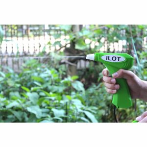 Ilot Plastic Electric Battery Garden Lawn Weed Trigger Sprayer pictures & photos