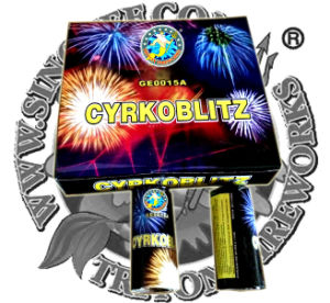 Super Blitz Fireworks Toy Fireworks Lowest Price pictures & photos