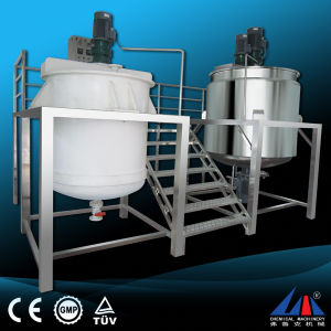 100L, 200L, 500L Stainless Steel Liquid Detergent Mixing Tank pictures & photos
