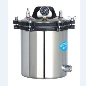 Cheap Stainless Steel Portable Sterilizer for Medical Use Yx280b pictures & photos