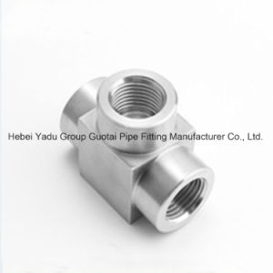 Alloy Steel Female Forged Equal Tee pictures & photos