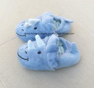 Cute Dinosaur Animal Kids Indoor Slipper pictures & photos