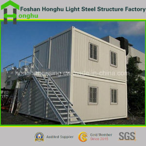 20FT & 40FT Expandable Combined Flat Pack Modular Container House pictures & photos