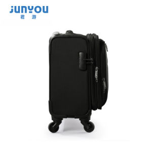 New Style Nylon Boarding 16 Inch Small Nylon Travel Luggage pictures & photos
