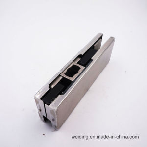 Stainless Steel Glass Door Patch Fitting Clamp pictures & photos
