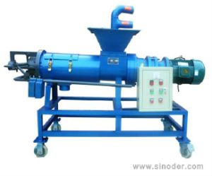 Solid Liquid Separator, Animal Manure Dewatering Machine for Sale pictures & photos