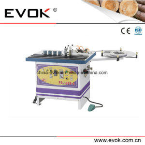Widely Application PS Photo Frame Mannual Edge Banding Machine (FBJ-888-A) pictures & photos