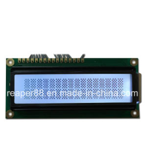 Noramlly White 1602 Character COB LCD Module pictures & photos