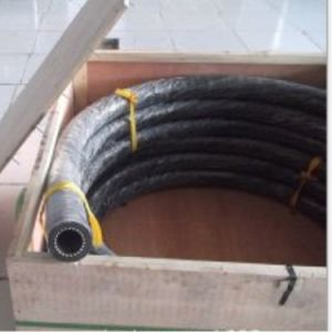 High Pressure Ceramic Lined Nature Rubber Hose pictures & photos