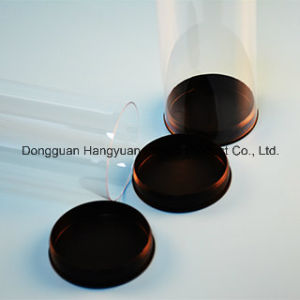 High Clear Gift Packaging Tube pictures & photos