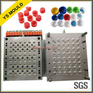Hot Sales 28mm 30mm 48 Cavity Plastic Injection Mineral Water Cap Mould (YS1605) pictures & photos