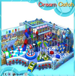 Best Selling Indoor and Outdoor Children Playground for Sale pictures & photos