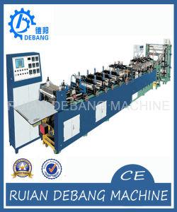 High Speed Middle Sealing Bag Making Machine