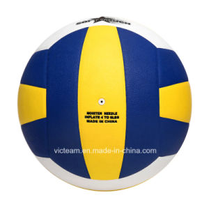 Ce Certified Wear Resistant Personalized Volleyball pictures & photos
